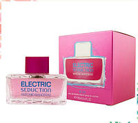Женская парфюмированная вода Antonio Banderas Electric Blue Seduction