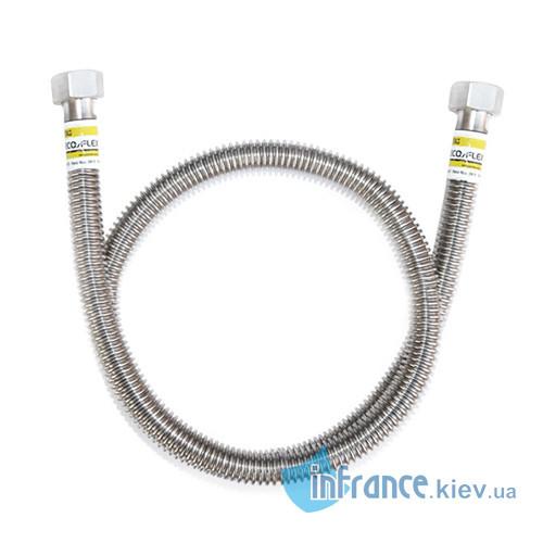 """Шланг для подводки газа ECO-FLEX Стандарт 3/4"""" ВВ 150 см"""