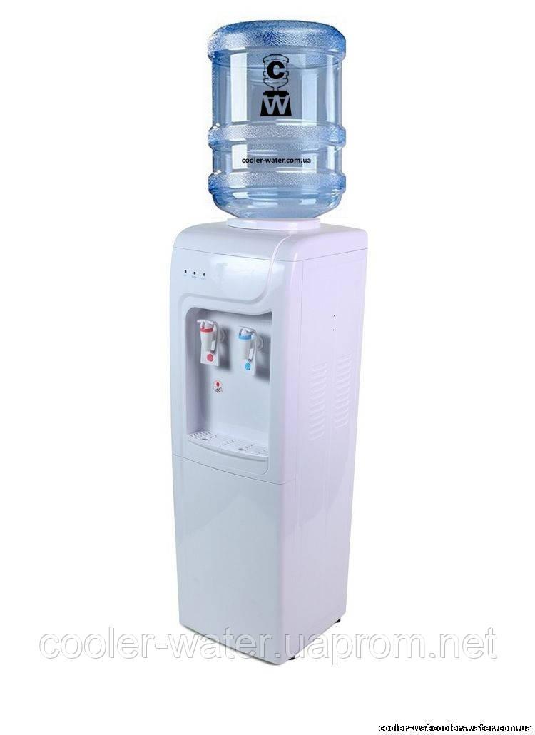 Кулер для воды Qinyuan Model 90 White