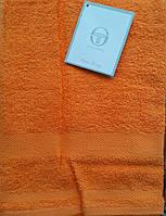 """Комплект махровых полотенец SERGIO TACCHINI """"DARK ORANGE"""" (Темно-оранжевый)"""