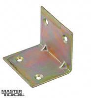 Уголок строительный 40*40*50 мм оцинкованный Mastertool 92-0779
