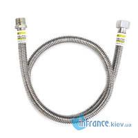 """Шланг для подводки газа ECO-FLEX Стандарт-П 1/2""""Н-3/4""""В 80 см, фото 1"""