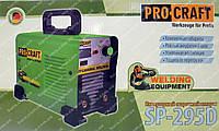 Сварочный инвертор PROCRAFT SP-295D (295 А)