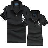 В стиле Ральф поло Мужские и Женские футболки 100% хлопок ралф, фото 3