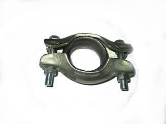 Хомут глушника ВАЗ 2108-099 d 42mm/кільце сталь з конавк