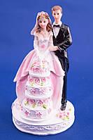 Фигурка на свадебный торт