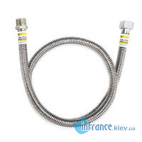"""Шланг для подводки газа ECO-FLEX Стандарт-П 1/2""""Н-3/4""""В 40 см, фото 1"""