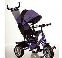 Детский трехколёсный велосипед Turbo Trike с надувными колёсами M 3113-8A