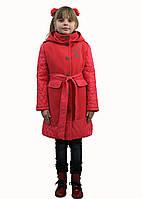 """Детское весеннее пальто для девочек """"Агния"""""""