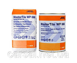 Суперэластичная гидроизоляция MasterTile WP666