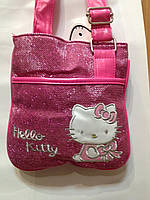 Сумка детская Hello Kitty блеск