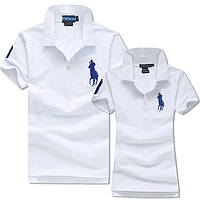 Ralph Lauren Polo original Мужские и Женские футболки 100% хлопок