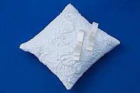 Свадебная подушечка для колец