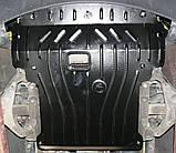 Защита картера двигателя Mercedes-Benz Sprinter (Мерседес-Бенц Спринтер) W906 2006-, фото 4