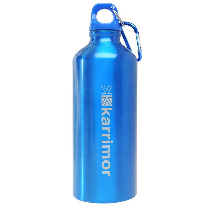 Бутылка для воды Karrimor Aluminium Drinks Bottle 600ml