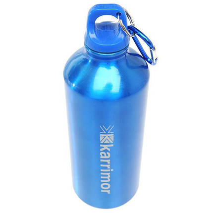 Бутылка для воды Karrimor Aluminium Drinks Bottle 600ml, фото 2