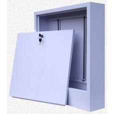 Шкаф коллекторный выносной 485х580х110мм