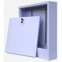 Шкаф коллекторный выносной 385х580х110мм