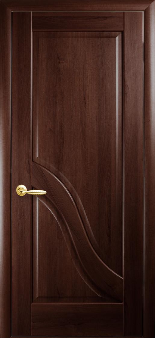 Межкомнатные двери Новый Стиль Амата с гравировкой