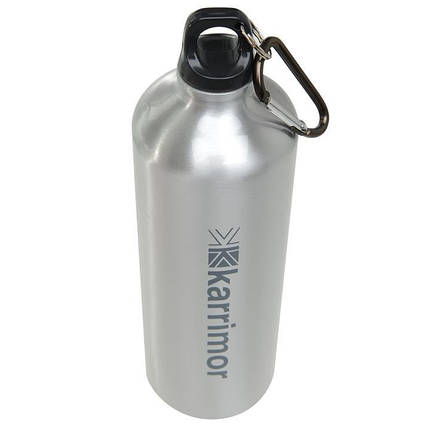 Бутылка для воды Karrimor Aluminium Drinks Bottle 600ml, фото 2