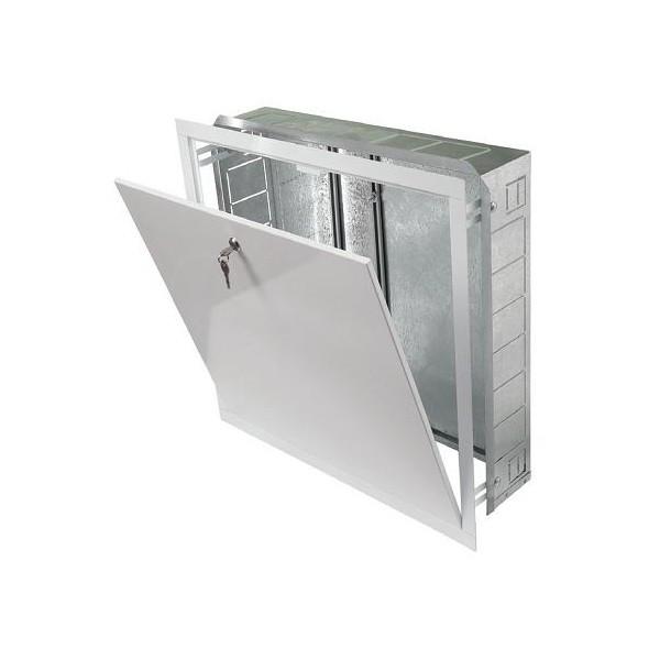 Шкаф коллекторный встраиваемый 720х580х110мм
