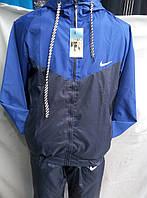 Спортивный костюм оптом мужской комбинированный,куртка,штаны,плащевка