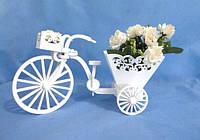 Велосипед цветочница