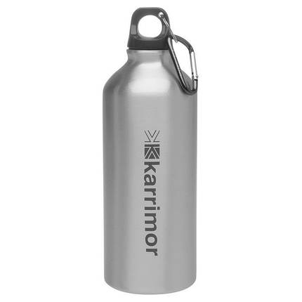 Бутылка для воды Karrimor Aluminium Drink Bottle 1 litre, фото 2