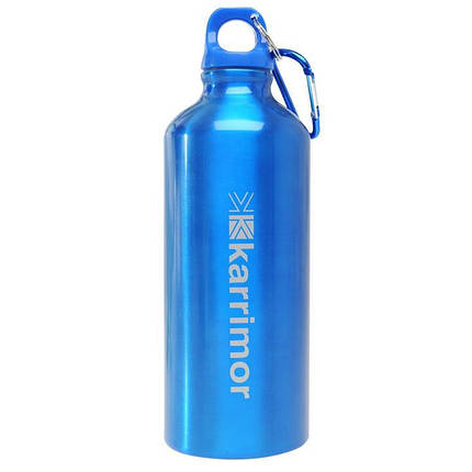 Бутылка для воды Karrimor Aluminium Drink Bottle 1 litre, фото 2