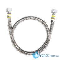 """Шланг для подводки газа ECO-FLEX Стандарт-П 1/2""""-3/4"""" ВВ 150 см"""