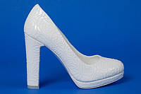 Туфли свадебные женские