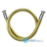 """Шланг для подводки газа ECO-FLEX Евро 1/2"""" ВВ 125 см"""