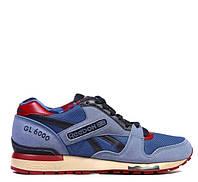 Мужские кроссовки Reebok GL 6000 Navy/Red