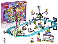 Конструктор детский 1124 деталей Парк развлечений Lepin 01008