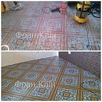 Професійна чистка твердих поверхонь, керамічної плитки в Івано-Франківську