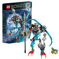 лего Lego Bionicle Леденящий Череп 70791