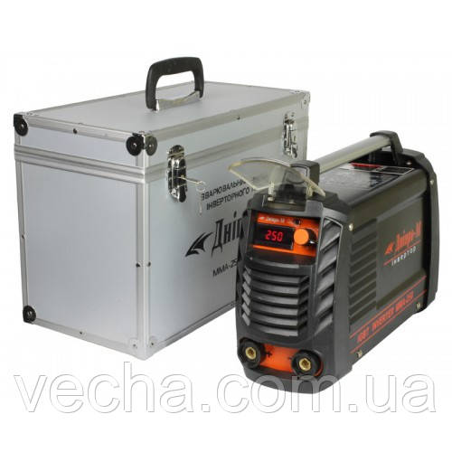 """""""Днiпро-М"""" ММА – 250 СDPB (ящик металлический) с микропроцессорным управлением"""