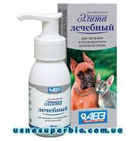 Зоошампунь для собак Элита лечебный (60 мл)