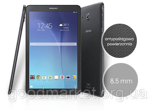 Планшет Samsung Galaxy Tab E 9.6 Black (SM-T560NZKA), фото 2