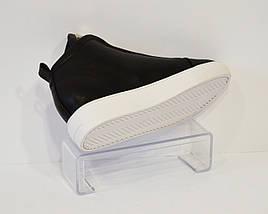Женские черные слипоны Sopra, фото 3