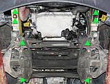Защита картера двигателя Mercedes-Benz Sprinter (Мерседес-Бенц Спринтер) W906 2006-, фото 2