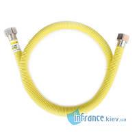 """Шланг для подводки газа ECO-FLEX Супер 1/2"""" ВВ 100 см, фото 1"""