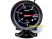Тюнинговый автомобильный прибор DEFI 60256 v2 вакуум 60мм, фото 1