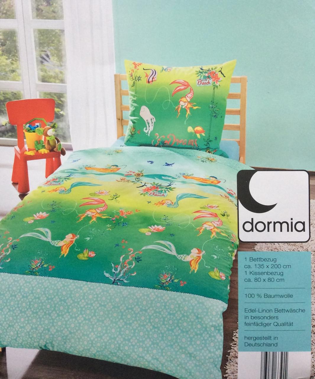 односпальный комплект детского постельного белья Dormia цена 950