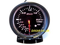 Тюнинговый автомобильный прибор DEFI 60257 давление турбины 60мм