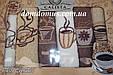 Набор вафельных кухонных полотенец 40*60 см, Calista 6 шт., Турция, фото 6
