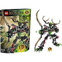 Лего Lego Bionicle Охотник Умарак 71310