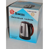 Электрочайник 2 л. Domotec DT-818 (2000W)