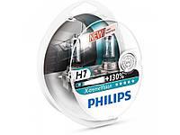 Автолампа Philips H7 X-treme Vision +130% 12V 55W PX26d 12972XV+S2