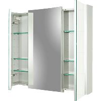 Зеркальные шкафы в ванную